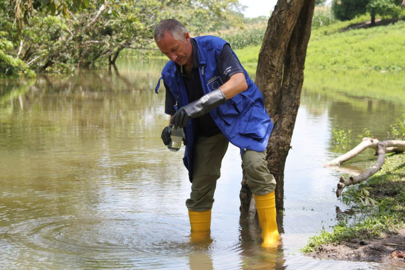 Technical mission to assess the pollution of R_o la Pasi_n, Guatemala 2015